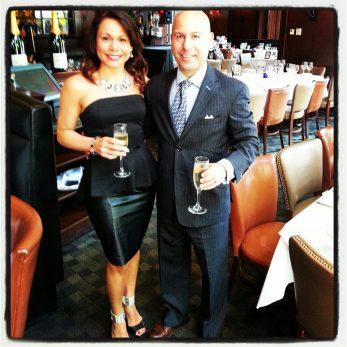 Tara and Tony Costanzo